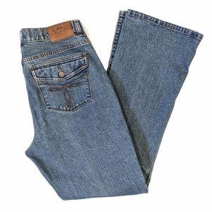 Lauren Ralph Lauren classic boot cut jeans sz 8